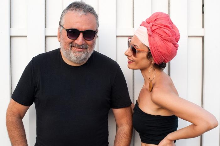 Teo Ciavarella e Agata Leanza