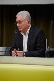 Carlo Mazza (foto Alessandro Carnevali)