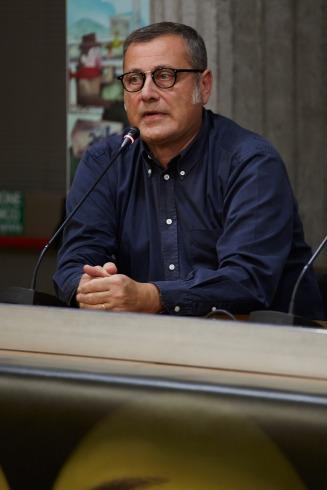 Massimo Carlotto a GialloLuna 2014
