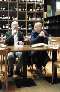 Nevio Galeati (a sinistra) e Luca Poldelmengo