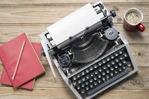 macchina per scrivere