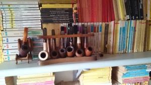 Libri e pipe
