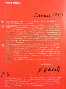 tempo medico1959