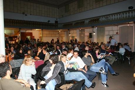 Il Teatro Socjale di Piangipane all'inaugurazione della seconda edizione del festival